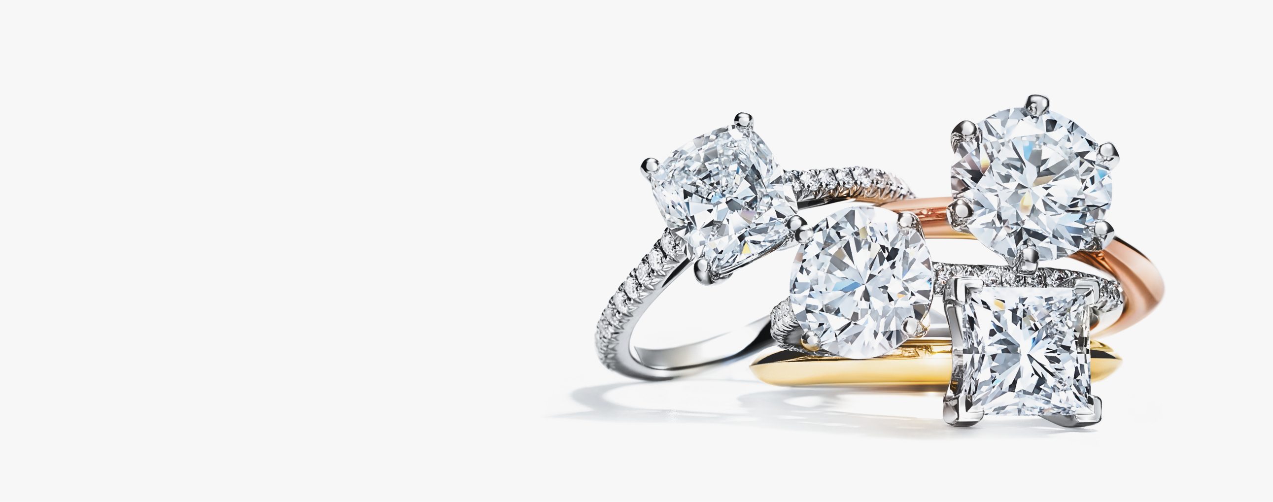 Tiffany & Co Customize Engagement Ring